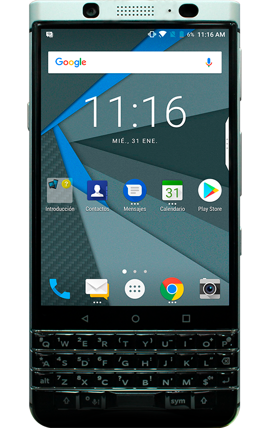 Blackberry Key one