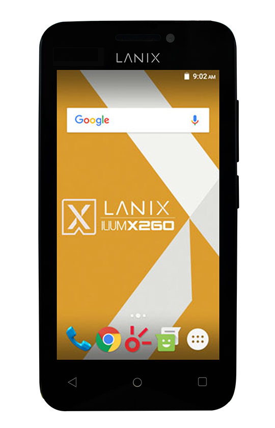 LANIX X260